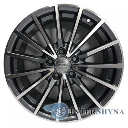 Replica Audi CT1209 7.5x17 5x112 ET42 DIA57.1 GMF