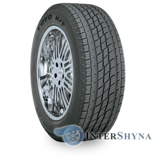 Toyo Open Country H/T 235/75 R16 106S FR OWL