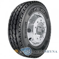 Pirelli FG:01 (рулевая) 295/80 R22.5 152/148L