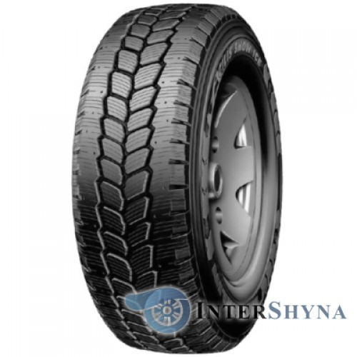 Michelin Agilis 81 Snow-Ice 225/75 R16C 118/116R (шип)