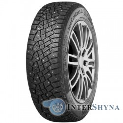 Continental IceContact 2 205/45 R17 88T XL (шип)