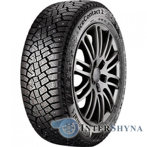 Continental IceContact 2 SUV 225/55 R18 102T XL (шип)