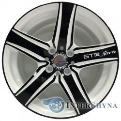 Sportmax Racing SR-3111Z 6.5x15 4x114.3 ET38 DIA67.1 WPWB