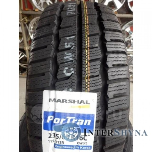 Marshal Winter PorTran CW51 195/70 R15C 104/102R
