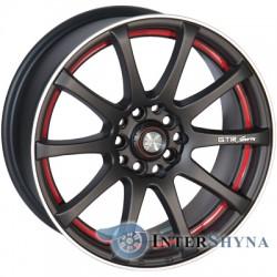 Zorat Wheels 355 5.5x13 4x98 ET25 DIA58.6 (R)BLPZ/M