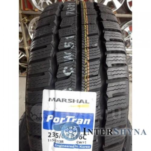Marshal Winter PorTran CW51 215/75 R16C 116/114R