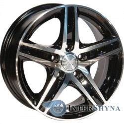 Zorat Wheels 610 5.5x13 4x100 ET35 DIA67.1 BP