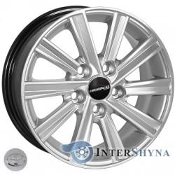 Zorat Wheels BK519 6.5x15 5x114.3 ET39 DIA60.1 HS