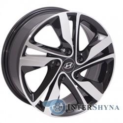 Zorat Wheels BK813 6.5x16 5x114.3 ET46 DIA67.1 BP