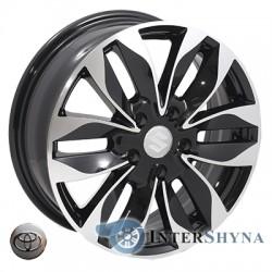 Zorat Wheels D6063 6x16 5x114.3 ET45 DIA60.1 MB