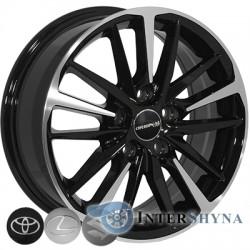 Zorat Wheels BK5342 6.5x16 5x114.3 ET45 DIA60.1 BP