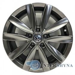 Replica Volkswagen (CT1303) 6.5x15 5x100 ET35 DIA57.1 HB