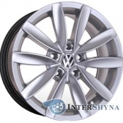 Replica Volkswagen (CT1303) 6.5x15 5x100 ET35 DIA57.1 HS