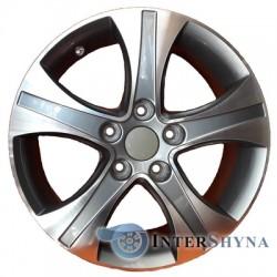 Replica Hyundai (HY132) 6.5x16 5x114.3 ET41 DIA67.1 GMF