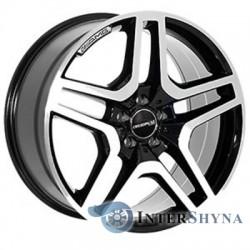 Zorat Wheels BK852 8.5x19 5x112 ET45 DIA66.6 BP