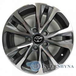 Replica Toyota CT2318 6.5x16 5x114.3 ET45 DIA60.1 GMF
