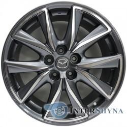 Replica Mazda MA002 7.5x18 5x114.3 ET45.5 DIA67.1 GMF