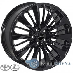 Zorat Wheels 5372 8x19 5x114.3 ET35 DIA60.1 Black