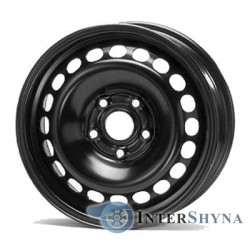 Steel Arrivo AR105 6x15 5x114.3 ET52.5 DIA67.1 Black