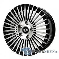 Replica Hyundai RX623 6x15 5x114.3 ET38 DIA73.1 BMF