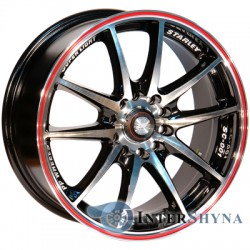 Zorat Wheels 969 6x14 5x100 ET35 DIA67.1 RL BPX
