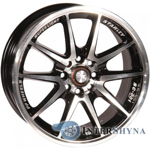 Zorat Wheels 969 6x14 4x100/114.3 ET35 DIA67.1 BPX