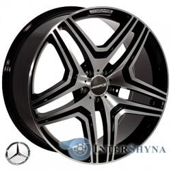 Zorat Wheels BK206 8.5x18 5x112 ET45 DIA66.6 BP