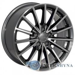 Zorat Wheels BK5246 7.5x17 5x112 ET35 DIA66.6 GP