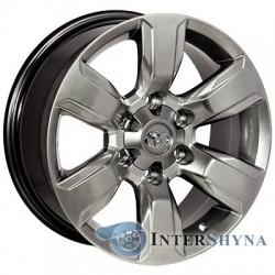Zorat Wheels D6045 7.5x17 6x139.7 ET25 DIA106.2 HB