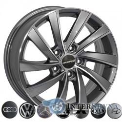Zorat Wheels BK5290 6.5x16 5x105 ET39 DIA56.6 GP