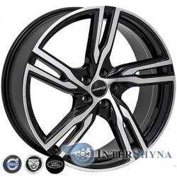 Zorat Wheels BK5399 8.5x20 5x108 ET38 DIA63.4 BP