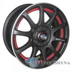 Zorat Wheels 355 5.5x13 4x98 ET25 DIA58.6 Black
