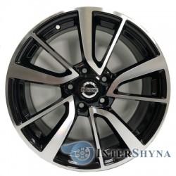 Replica Nissan CT2524 7x17 5x114.3 ET40 DIA67.1 BFM