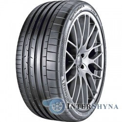Continental SportContact 6 285/35 R20 100Y FR
